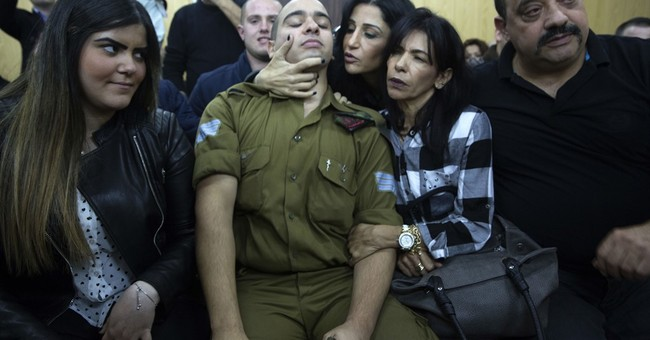 After verdict, Israeli military at odds with politicians