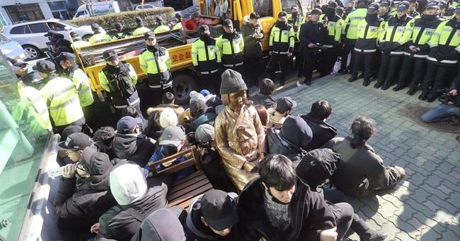 Japan recalls envoy to S. Korea over 'comfort woman' statue