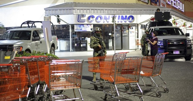 Mexico gas protests, looting leave 2 dead, 700 arrested