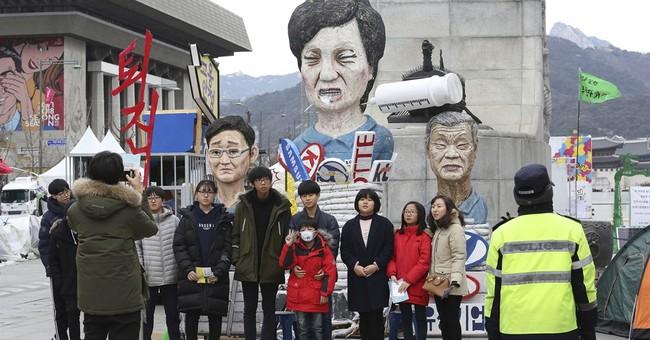 At impeachment trial, Park accused of violating constitution