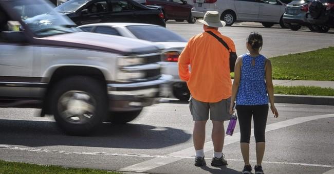 Minnesota pedestrian death spike illustrates grim US trend