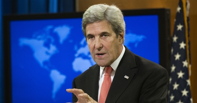 Recalling Syria 'red line,' Kerry says US didn't back down