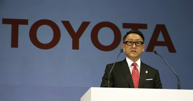 Toyota stock dip after Trump tweet on planned Mexico plant