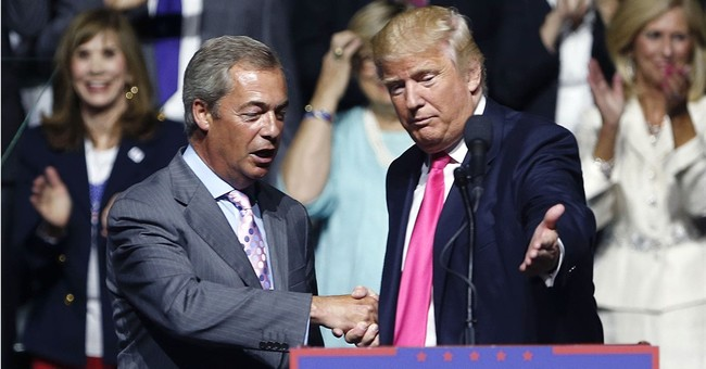 UK Brexit-backer Nigel Farage to attend Trump inauguration