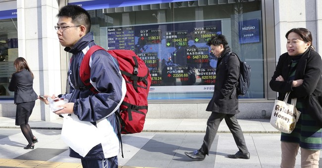 Most world stock markets slip as investors await US job data