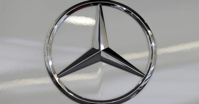 Mercedes recalls about 48K SUVs to fix air bag sensor