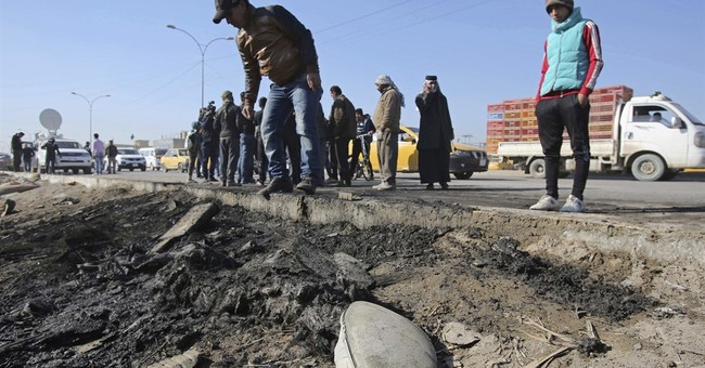 Suicide blast in Baghdad, attacks earlier in the day kill 27