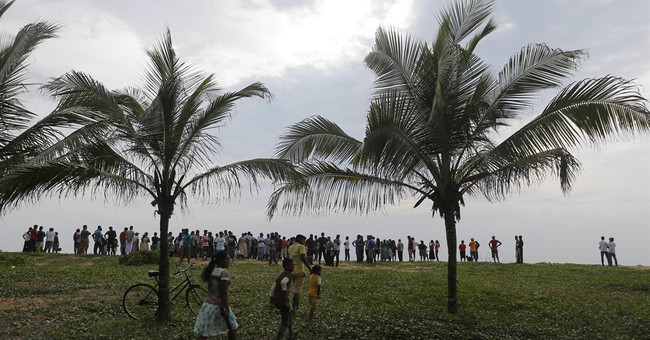 10 dead after boat capsizes off Sri Lanka's southwest coast
