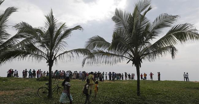 10 dead after boat capsizes off Sri Lanka's southwest coast