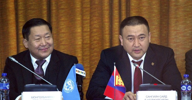 IMF agrees terms for $5 billion loan to debt-ridden Mongolia