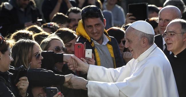 Pope to parish: Pontiff pick not always smartest cardinal