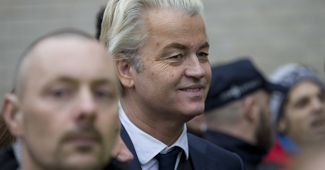 Wilders' security officer detained for suspected data leak