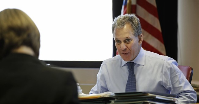 New York attorney general bids to become Trump's No. 1 enemy