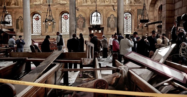 Islamic State vows more attacks on Egypt's Christians