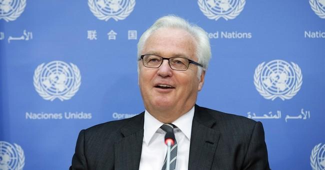 Russian UN ambassador Churkin honored, buried in Moscow