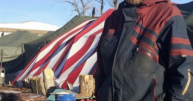 Deadline looms for Dakota Access pipeline protest camp