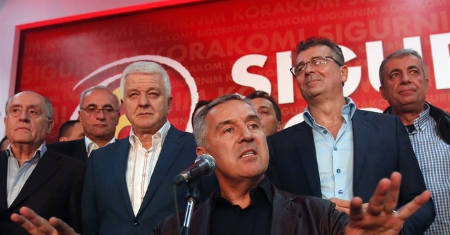 Montenegro accuses Russia over alleged coup plot