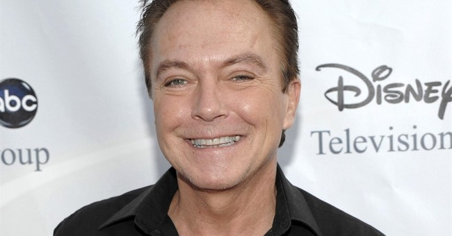 David Cassidy fighting memory loss, wants to 'enjoy life'
