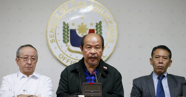 Ex-cop says Duterte paid him, others to kill crime suspects