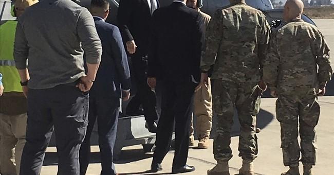 US Defense Secretary Mattis: US will stay in Iraq a while