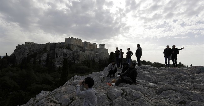 Strike closes Acropolis, ancient sites in Greece