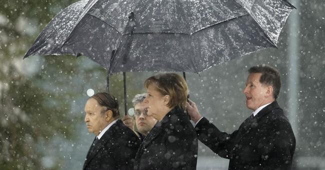 Merkel's Algeria visit canceled because president falls ill