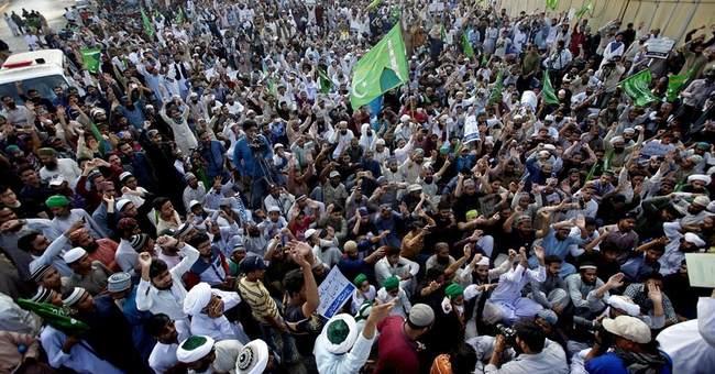 Pakistan says airstrikes have killed 'dozens' of militants