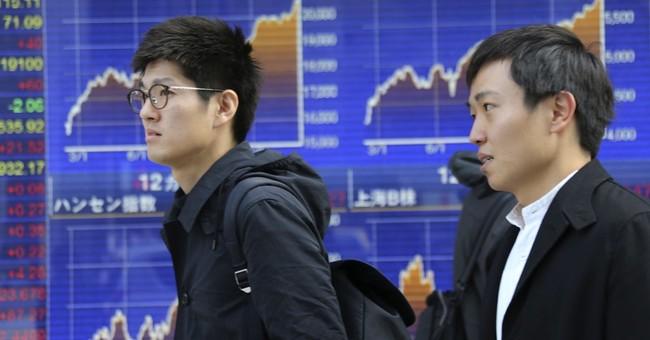 Global stocks turn higher on strong economic indicators