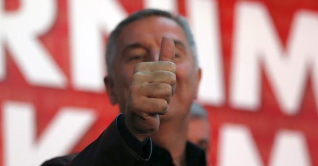 """Montenegro's ex-PM accuses Russia of """"destructive"""" politics"""