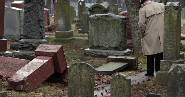 Dozens of headstones toppled at Jewish cemetery in Missouri