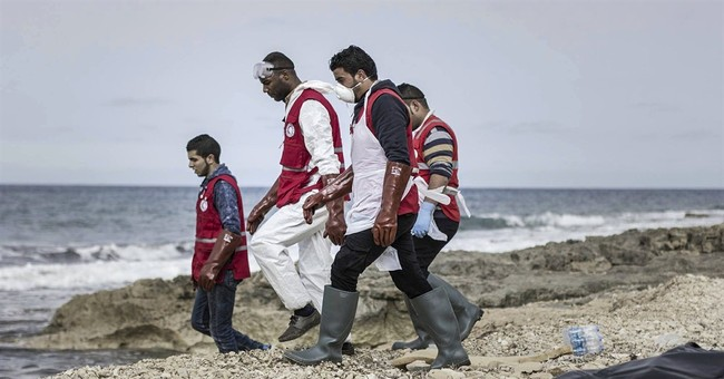 Bodies of 74 migrants heading to Europe wash up in Libya