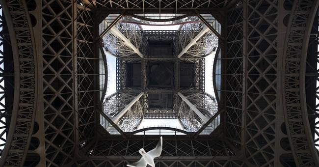 Eiffel Tower view: Paris tourism rises after yearlong slump