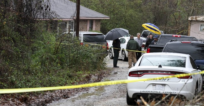 Death in Mississippi: Man held in quadruple slaying