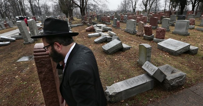 Support pours in for damaged Jewish cemetery near St. Louis