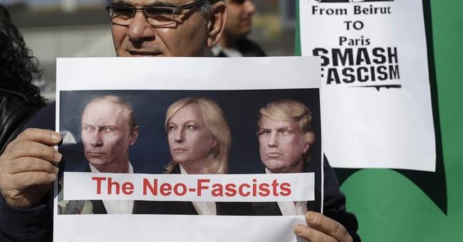 Le Pen refuses headscarf, nixes talks with Lebanon cleric