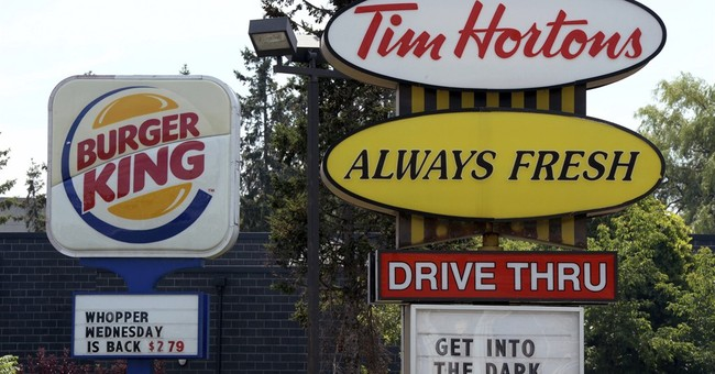 Burger King, Tim Hortons owner adding Popeyes to holdings