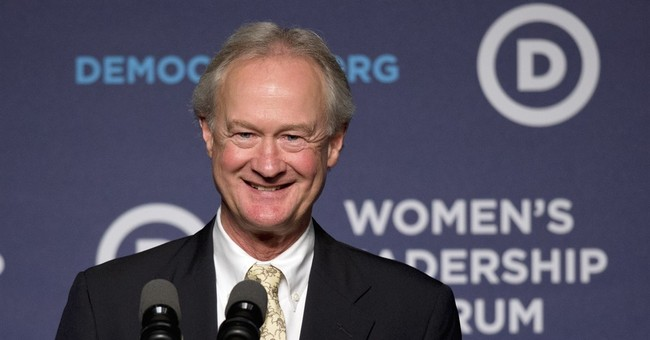 Chafee blasts media over Trump 'onslaught,' metric coverage