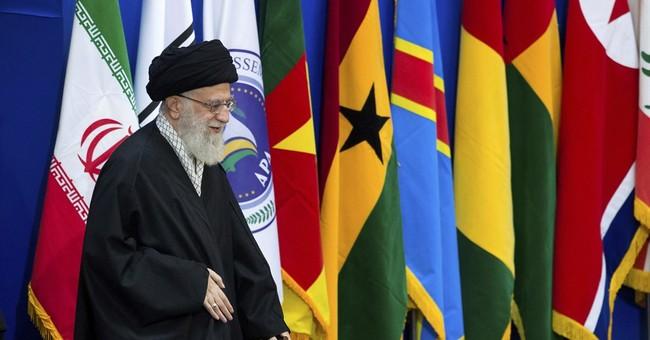 Iran's leader calls Israel a 'fake' nation, 'dirty chapter'