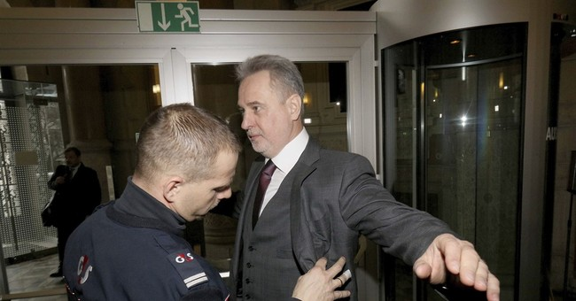 Austrian court orders release of Ukrainian oligarch Firtash
