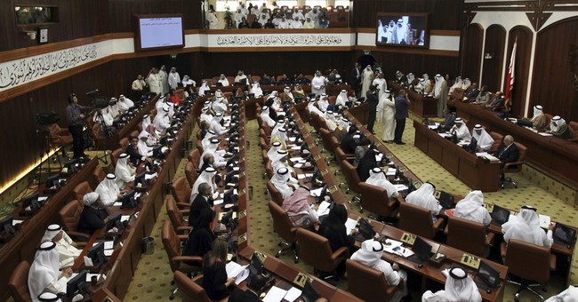 Bahrain lawmakers approve military trials for civilians