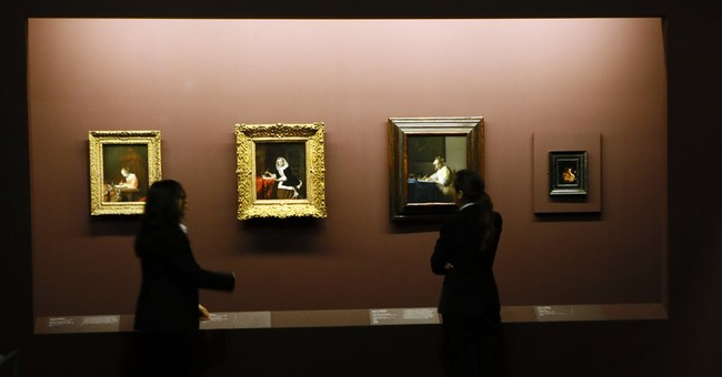 Louvre show: Vermeer was both revolutionary and a borrower
