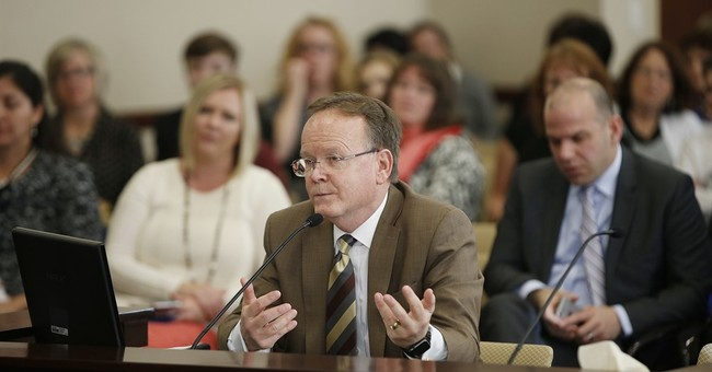 Utah moves to toss school ban on 'advocacy of homosexuality'