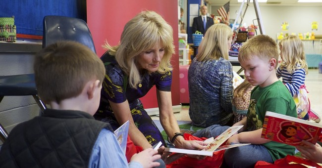 Jill Biden named board chair of aid group Save the Children
