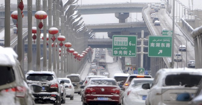 Prefecture in China's Xinjiang to track cars by satellite