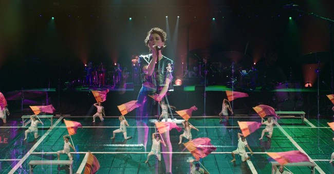 Review: 'Contemporary Color' is a hypnotic concert film