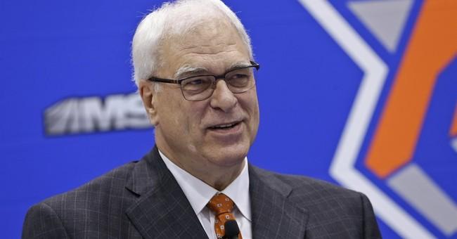 In nearly 3 years on job, Phil Jackson hasn't fixed Knicks
