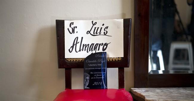 Cuban dissidents honor OAS secretary-general denied entry