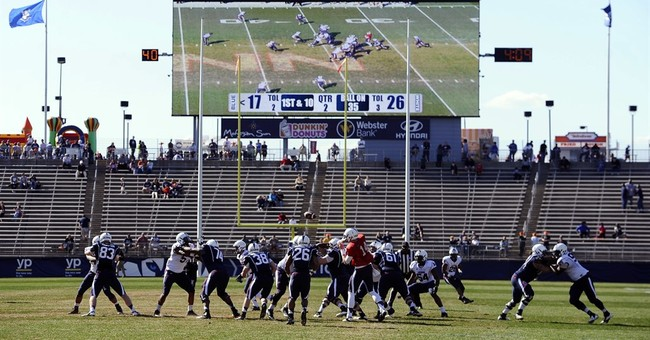 UConn moves forward with plans for new athletic fields