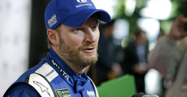 Earnhardt wants to win a title then ride into retirement
