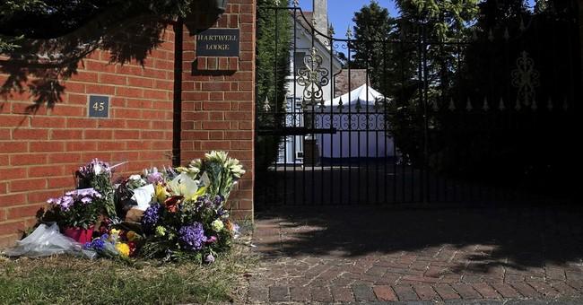 Partner of UK author Helen Bailey convicted of her murder